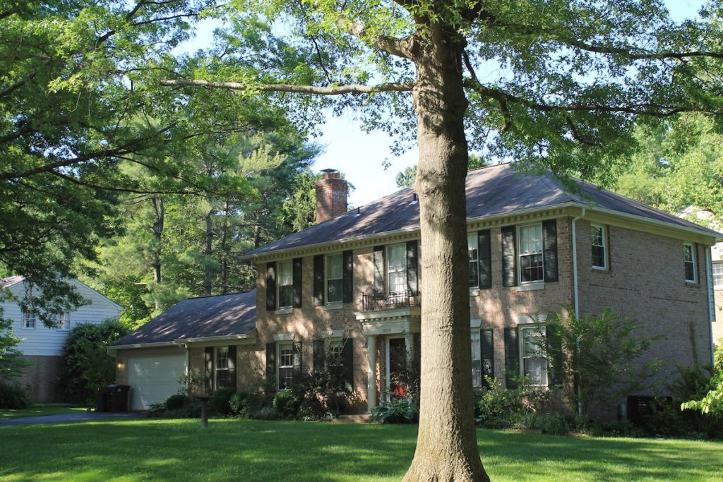 Flower Valley house in Rockville, Maryland