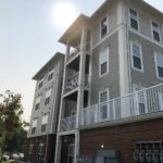 New elevator condos at Norbeck Crossing in Silver Spring