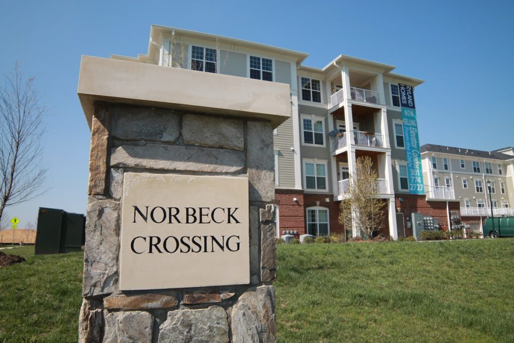 Norbeck Crossing Silver Spring Maryland