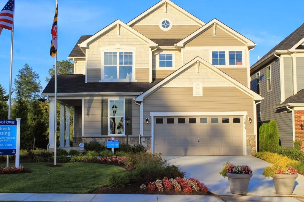 Norbeck Crossing homes