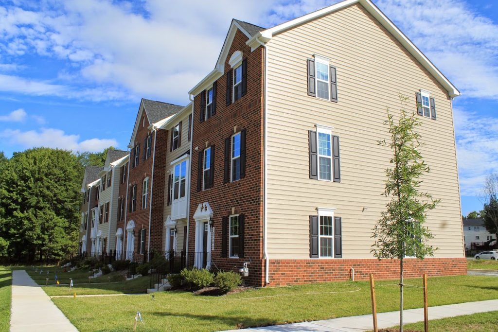 Olney Springs townhomes