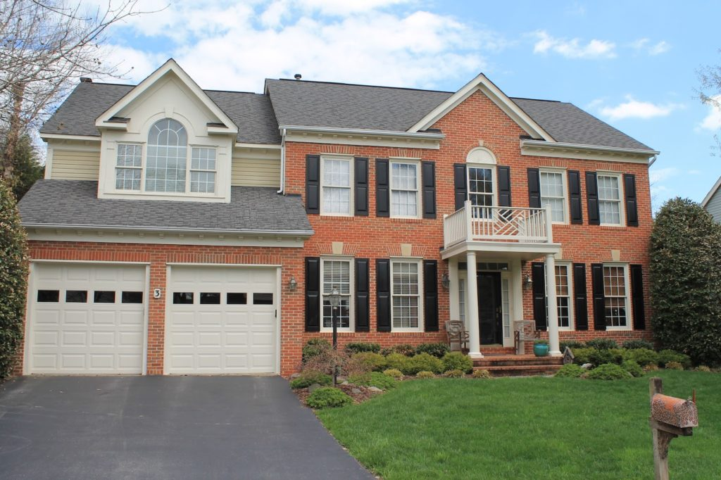 Willows of Potomac homes in Rockville