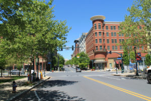The Palladian condos in downtown Rockville